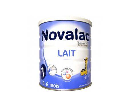 Novalac Lait 1er Âge 800 g