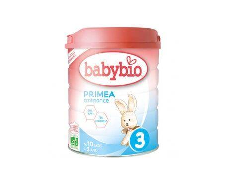 Babybio 3Ag Primea Lait Bio800g