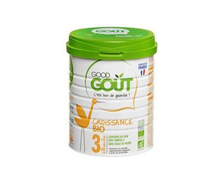 Good Gout Goodgout Lait Crois 3 Bio Pdr 800G
