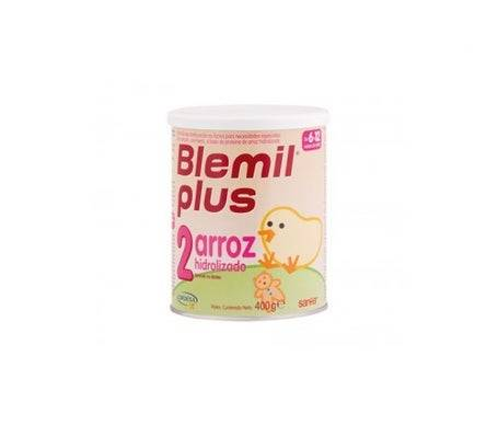 Blemil Plus 2 conserves de riz 400g