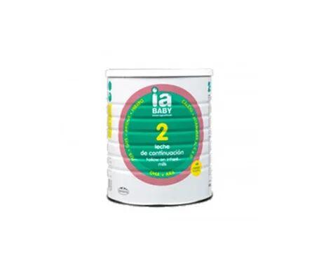 Interapothek IA Baby Baby Baby 2 lait de suite 800g