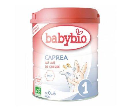 BabyBio Caprea 1 Lait Bio 800g