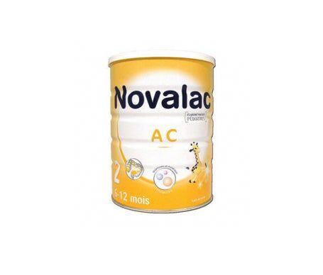 Novalac Lait AC Anti colique 2ème Age 800g
