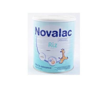 Novalac Riz Lait Naissance 0-36 mois 800g