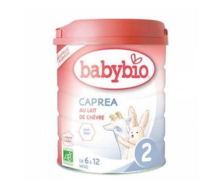 Babybio Caprea 2 Lait Bio 800g