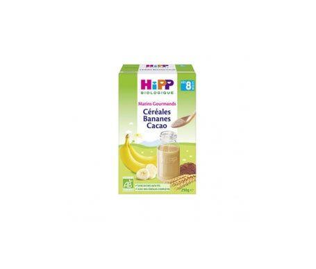 Hipp Cereale Banane Cacao 250G