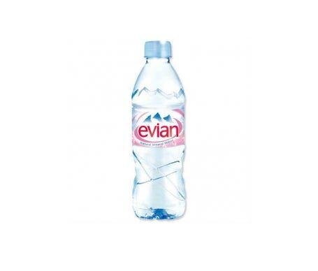 Depots Gener Pharma Evian Eau Minerale Bouteille 50Cl