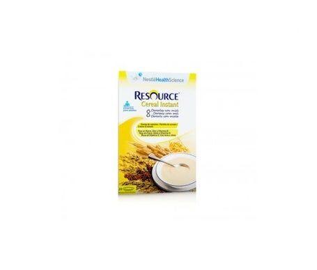 resource Céréales de ressources Nestlé Céréales instantanées 8 céréales au miel 600g