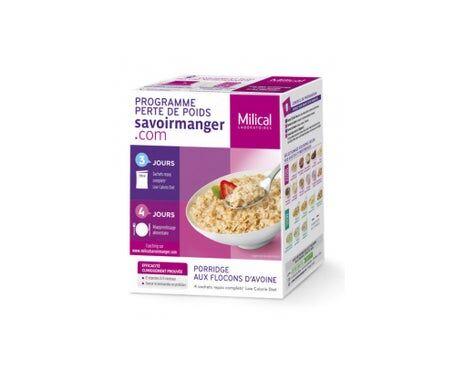 Milical Nutrition Milical LCD Porridge aux Flocons d'Avoine