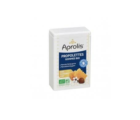 Aprolis Propolettes au Miel de Manuka 50g Bio
