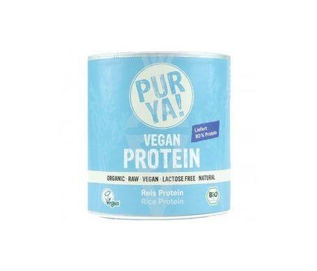 Purya protéines végétales biologiques 100% riz 250g
