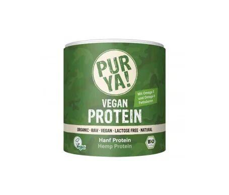Purya protéines végétales biologiques 100% chanvre 250g