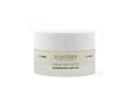 Planter'S Aloe Vera Crème Visage Nuit Régénérante AntiÂge 50 ml