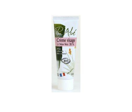 Pur Aloe Ciel d'Azur Pur Aloé Crème Visage Bio à l'Aloé Vera 30% 50ml