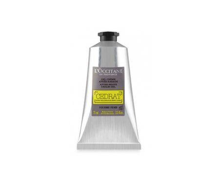 L'Occitane Cédrat Gel Crème Après Rasage 75mL
