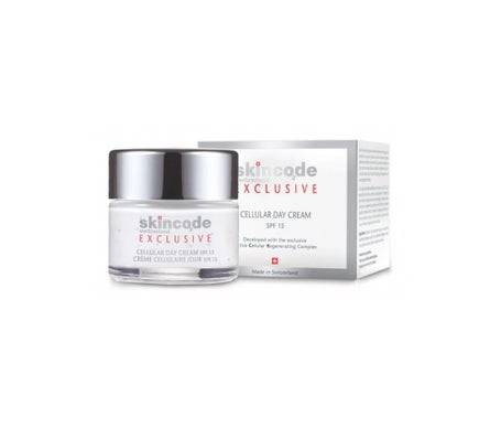 Skincode Exclusive Crème Cellulaire Jour Spf 15 50ml