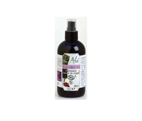 Ciel d Azur Ciel d'Azur Pur Aloé Rosée d'Aloe Vera Spray Bio 250ml