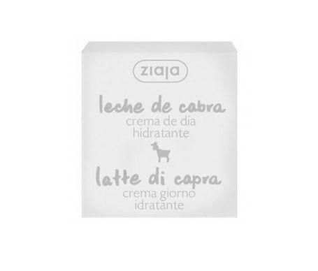 Ziaja Lait de Chèvre Crème de Jour Hydratante 50 ml