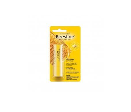 Beesline Bâton à Lèvres Cire d'Abeille 4G