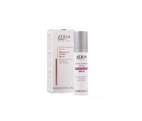 HIDROTELIAL Atria Hydrotelial Crème de jour anti-âge SPF20+ Peaux normales/mélangées 50ml
