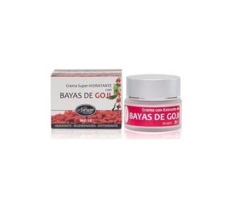 Nurana crème super-hydratante aux baies de goji 50ml