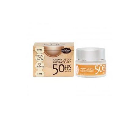 Nurana Crème de jour hydratante Nurana avec SPF50+ 50ml