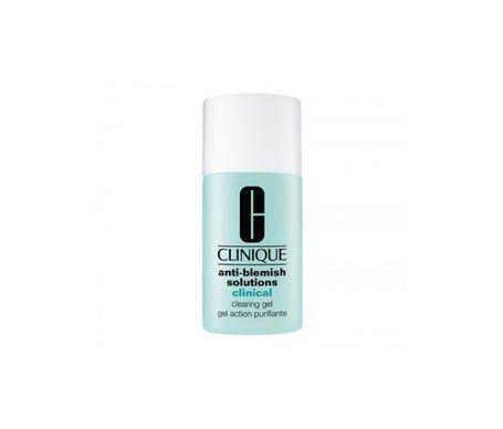 Clinique Solutions contre l'acné Gel nettoyant 30ml