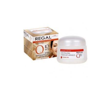 Regal Q10+ Revitalizing Anti-Rides Crème de Jour Normal A Peaux Sèches 15+ 45 ml