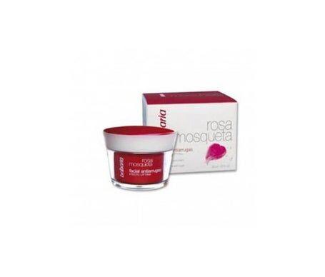 Babaria BABYARIA Crème de soin visage anti-rides à l'huile de Rose Musquée 50ml
