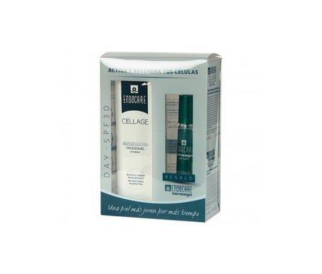 Endocare Cellage Coffret Crème de jour SPF30 + Sérum tenseur 15 ml