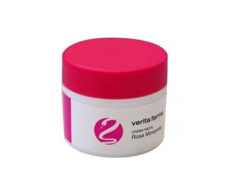 Verita Farma Crème faciale à l'huile de Rose Musquée 50 ml