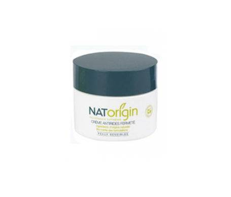 Natorigin Crème Fermeté AntiRides Peaux Sensibles 50 ml