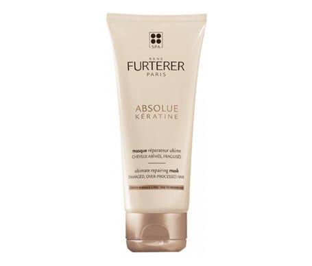 Rene Furterer Absolue Kératine Masque Réparateur Ultime Cheveux Normaux à Fins 100 ml