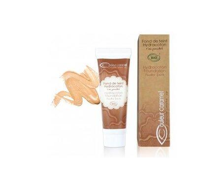 COULEUR CARAMEL Couleur Fond de Teint Hydracoton Caramel Base de Maquillage Hydracoton 13 Apri
