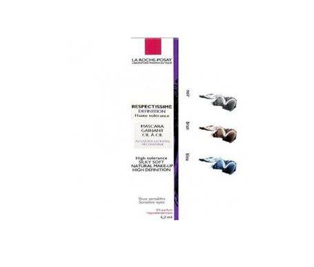 La Roche Posay Yeux Respectissime Mascara Definition Brun 5 ml