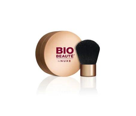 Nuxe Bio Beauté Fond De Teint Poudre Minérale Avec Pinceau 01 Vanille Claire Pot 4 g