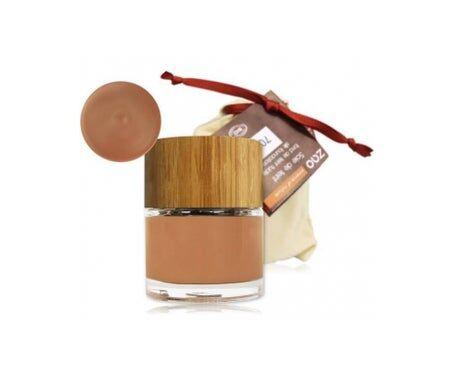 DERMOFARMACIA Zao Fluide Maquillage 703 Pétale de Rose