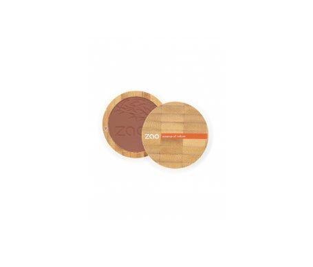 Zao Fard à Joues Compact 321 Brun Orange 9g
