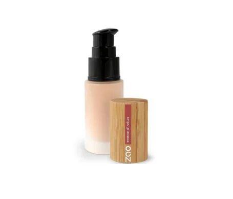 DERMOFARMACIA Zao Fluide Maquillage 701 Ivoire