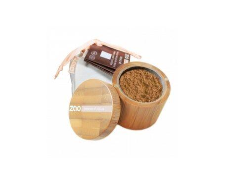 Zao Maquillaje en Polvo Seda Mineral 504 Beige Neutro 15g