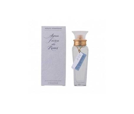 Adolfo Dominguez Agua Fresca De Rosas Eau De Toilette 60ml Steam