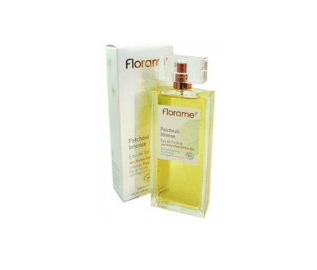 Florame Eau de Toilette Patchouli Intense Bio 100ml