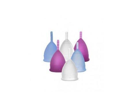 Lunacopine Coupe Menstruelle Coupelle Violette Taille 1