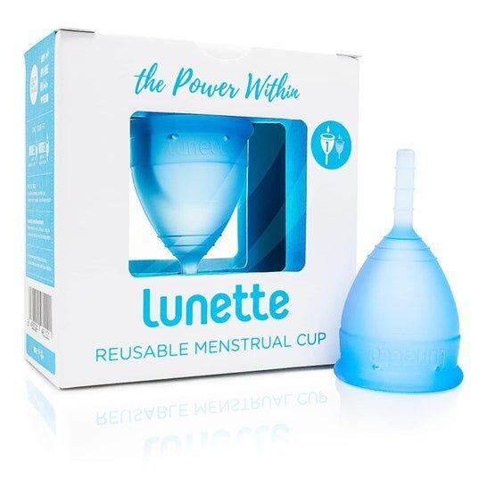 Lunacopine Coupe Menstruelle Transparente Taille 1