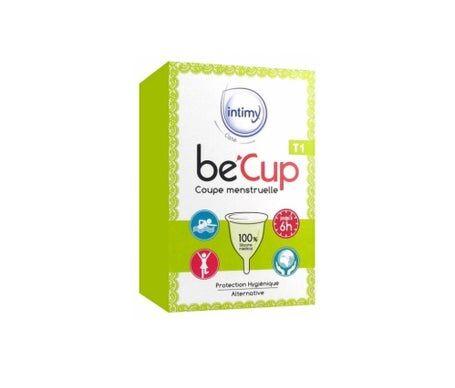 Intimy Be'Cup Coupe Menstruelle Taille 1 - 1 Unité