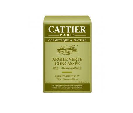 Cattier Argile Verte Concassee 3 Kg