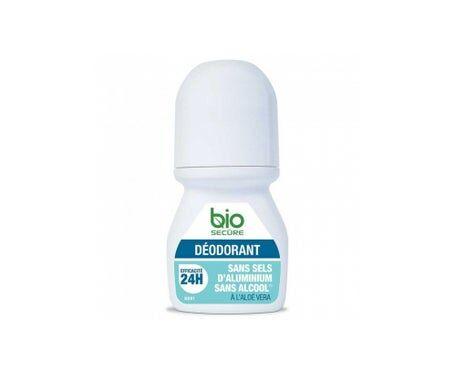 Bio Secure Déodorant sans Sels d'Aluminium sans Alcool 50ml