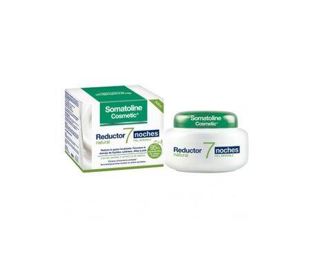 Somatoline Cosmetic Reducer 7 Night Natural 400ml