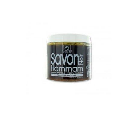 Naturado savon noir hammam 600ml