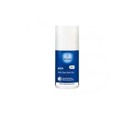 Weleda Déodorant Roll on 24h Homme 50mL